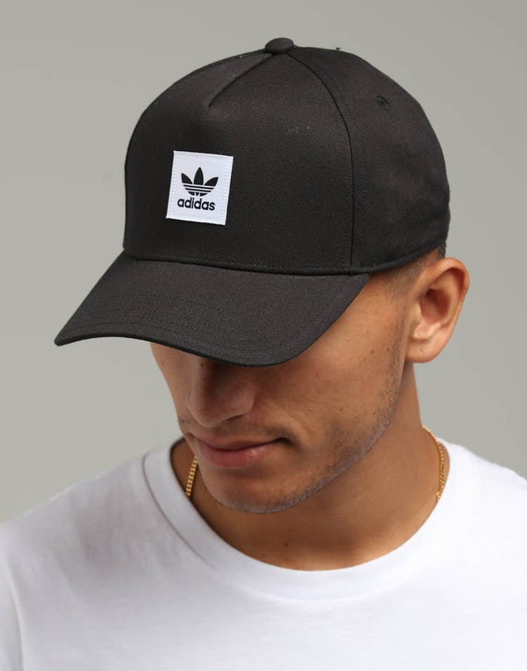 ce65638144c Adidas AFRAME Cap Black White – Culture Kings