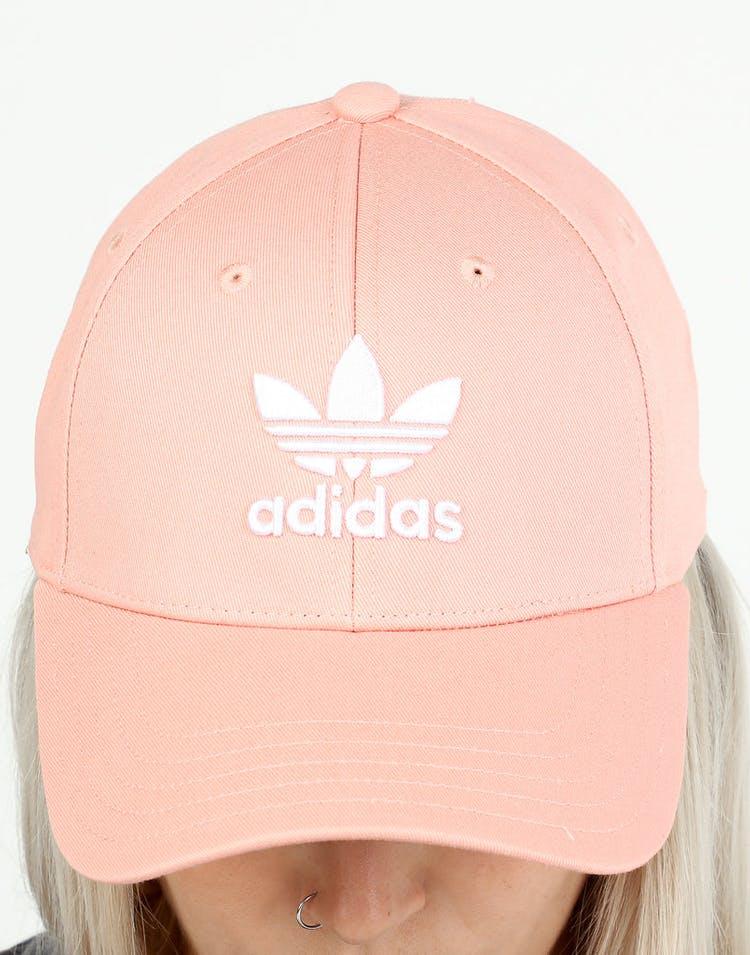 3205efa9fbad5f Adidas Baseball Classic Trefoil Pink/White – Culture Kings