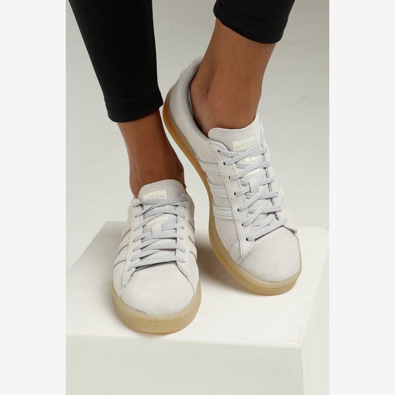Adidas Women s Campus Grey Gum – Culture Kings 2dfe167d2