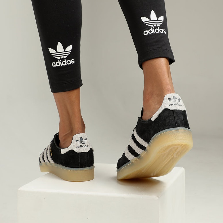 Adidas Women's Campus Black/Grey/Gum