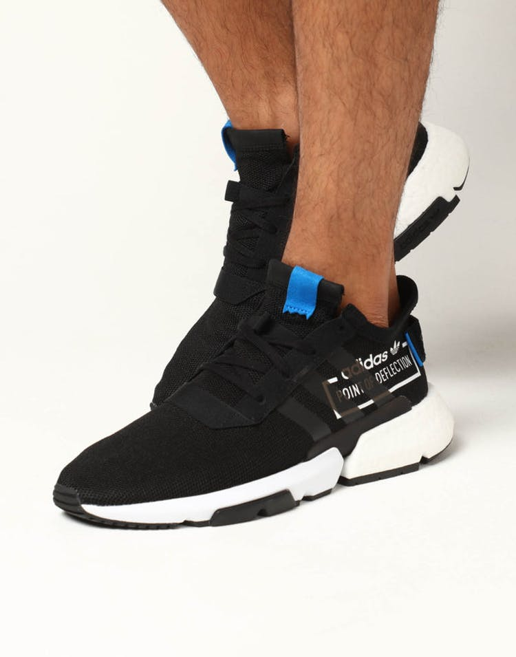 quality design fbdd4 41711 Adidas POD-S3.1 Black Blue – Culture Kings
