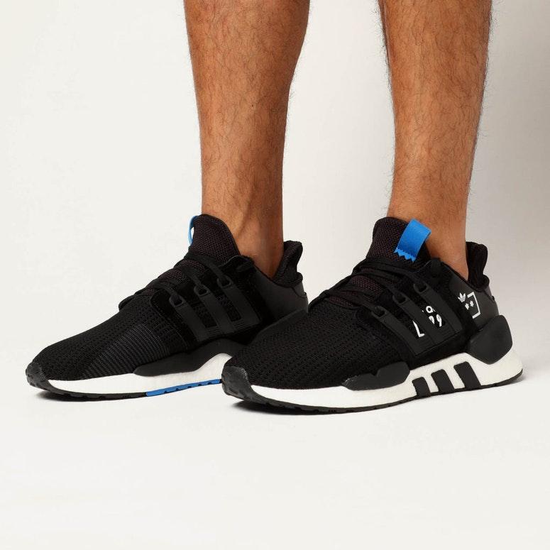 Adidas EQT Support 91/18 Black/Blue