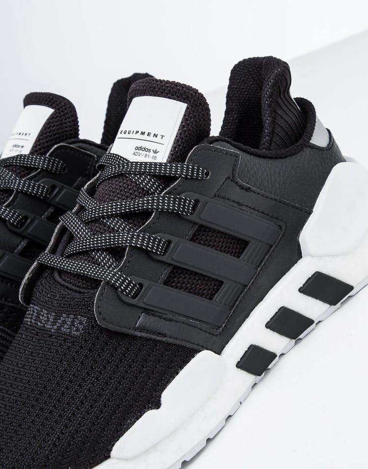 hot sale online 32bb3 5f977 Adidas EQT Support EQT Support 91/18 Black/Black/White