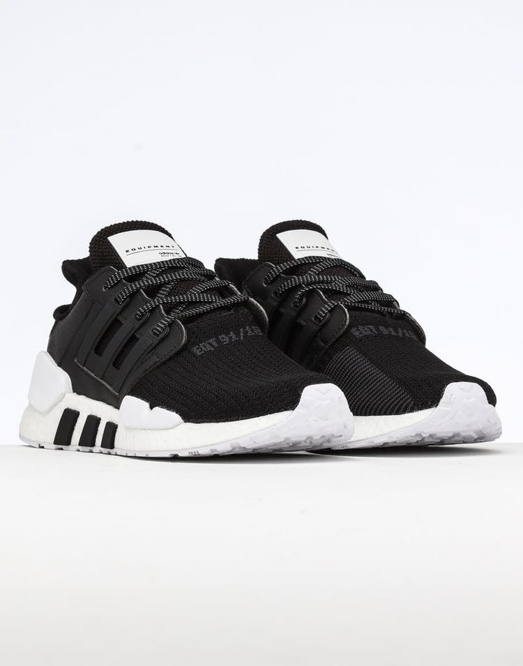 hot sale online ad7f2 5ac31 Adidas EQT Support EQT Support 91/18 Black/Black/White