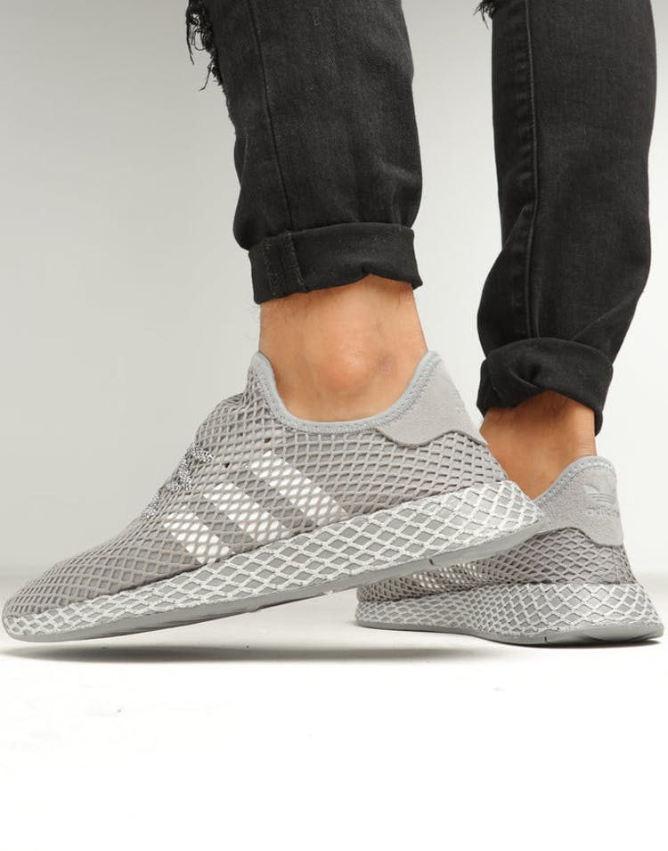 8ecaf0beea4a5 Adidas Deerupt Runner Grey Heather – Culture Kings