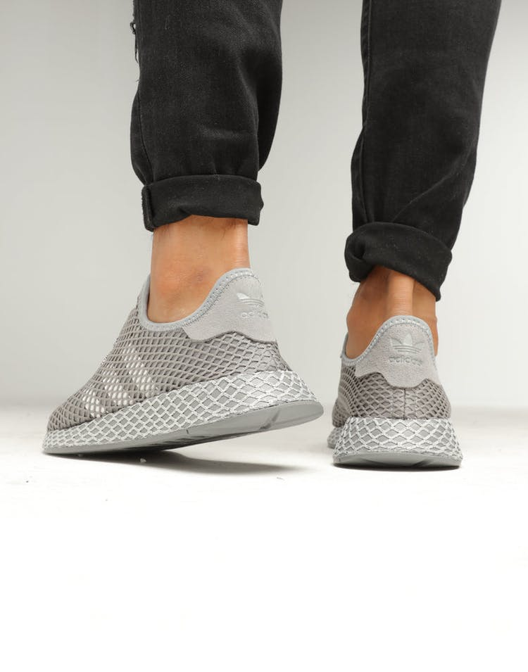75d2c45157192 Adidas Deerupt Runner Grey Heather – Culture Kings