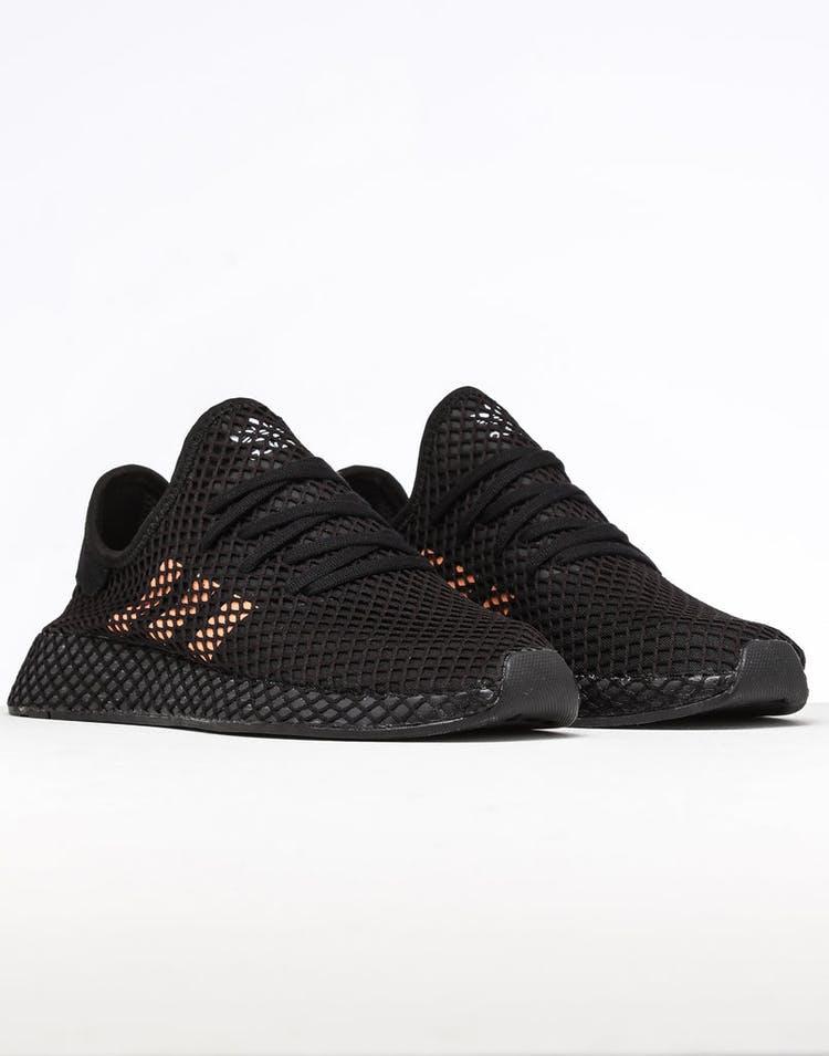59e0f82b Adidas Deerupt Runner Black/Orange/White – Culture Kings