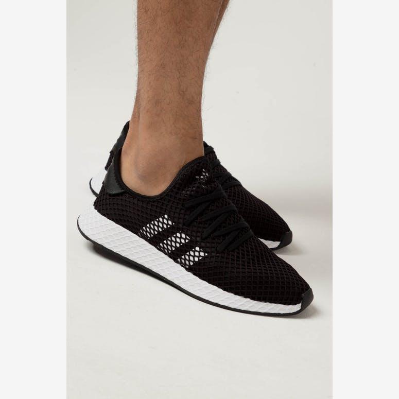 wholesale dealer 3a7f9 b2776 Adidas Deerupt Runner BlackWhiteBlack – Culture Kings