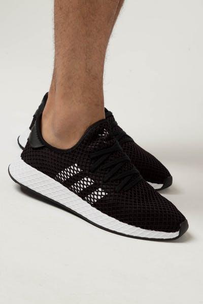 new product bc5eb 39314 Adidas Deerupt Runner BlackWhiteBlack
