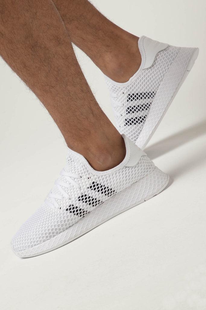 Adidas Deerupt Runner WhiteBlackGrey