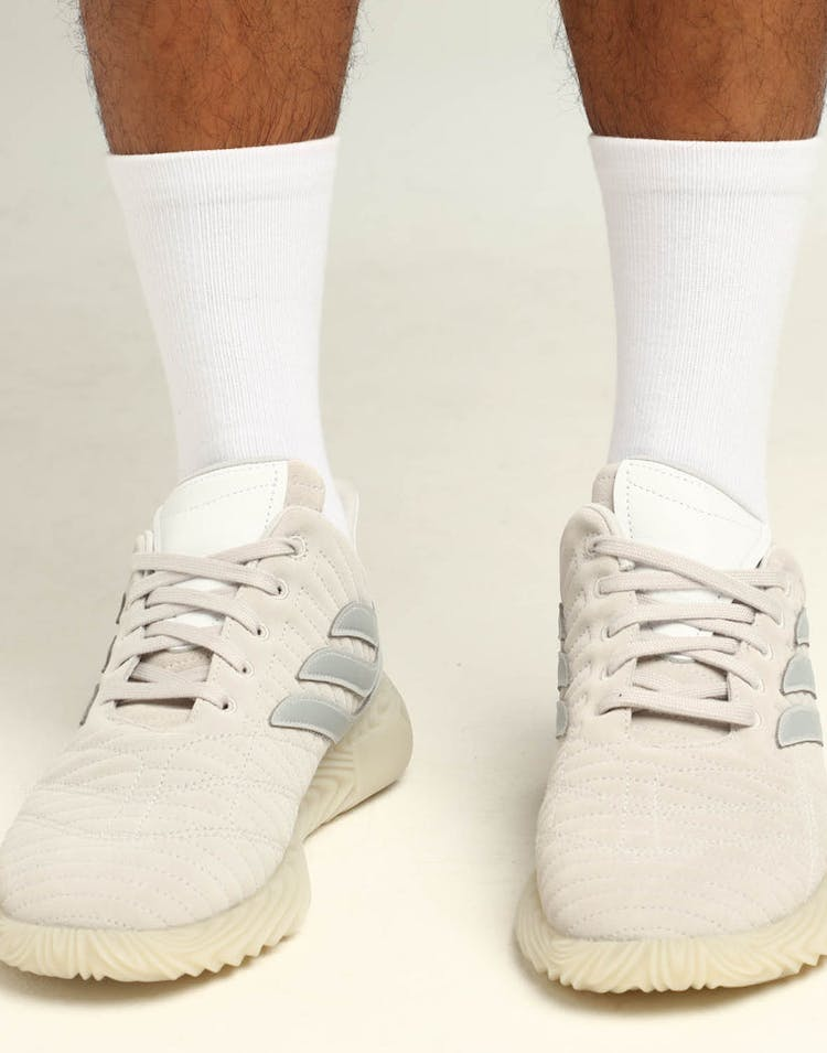 outlet store dc013 6c855 Adidas Sobakov Grey Grey Clear