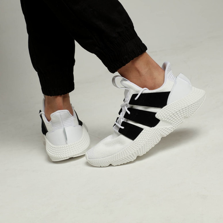 Adidas Prophere White/Black/Lime