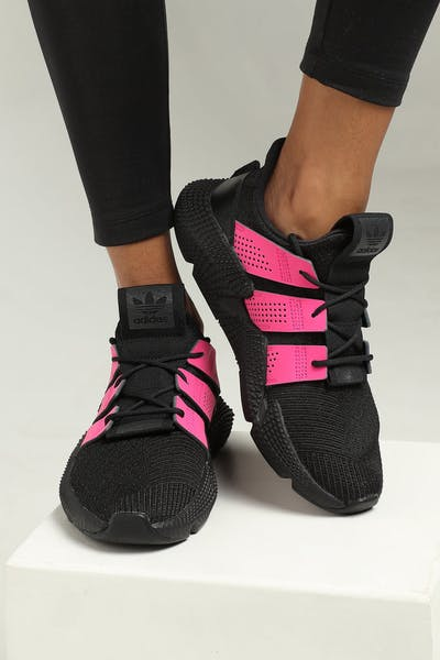 promo code dcbc6 ac575 Adidas Women s Prophere Black Pink