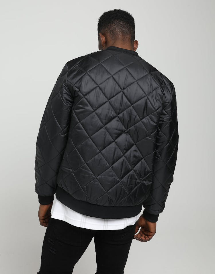 Adidas SST Quilted Black
