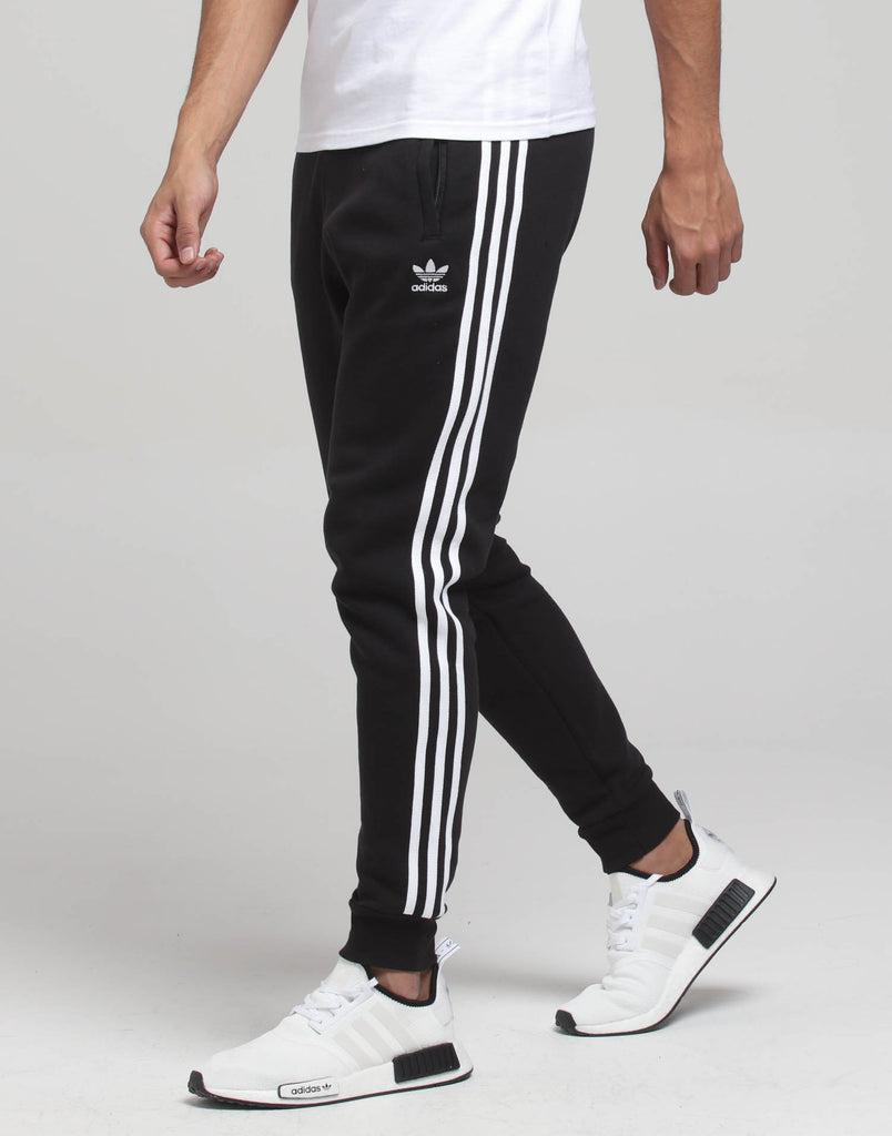 3 Adidas Pant Marine Stripe Black b76ygvYf