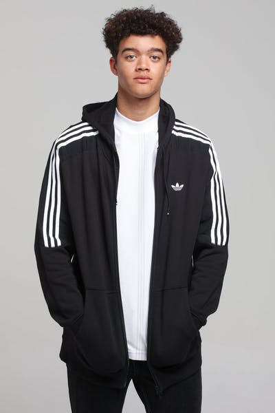 Adidas Radkin Full Zip Hood Black