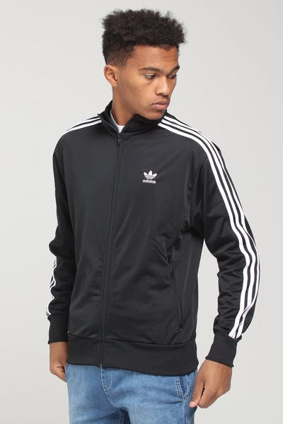 Adidas Firebird Track Top Black