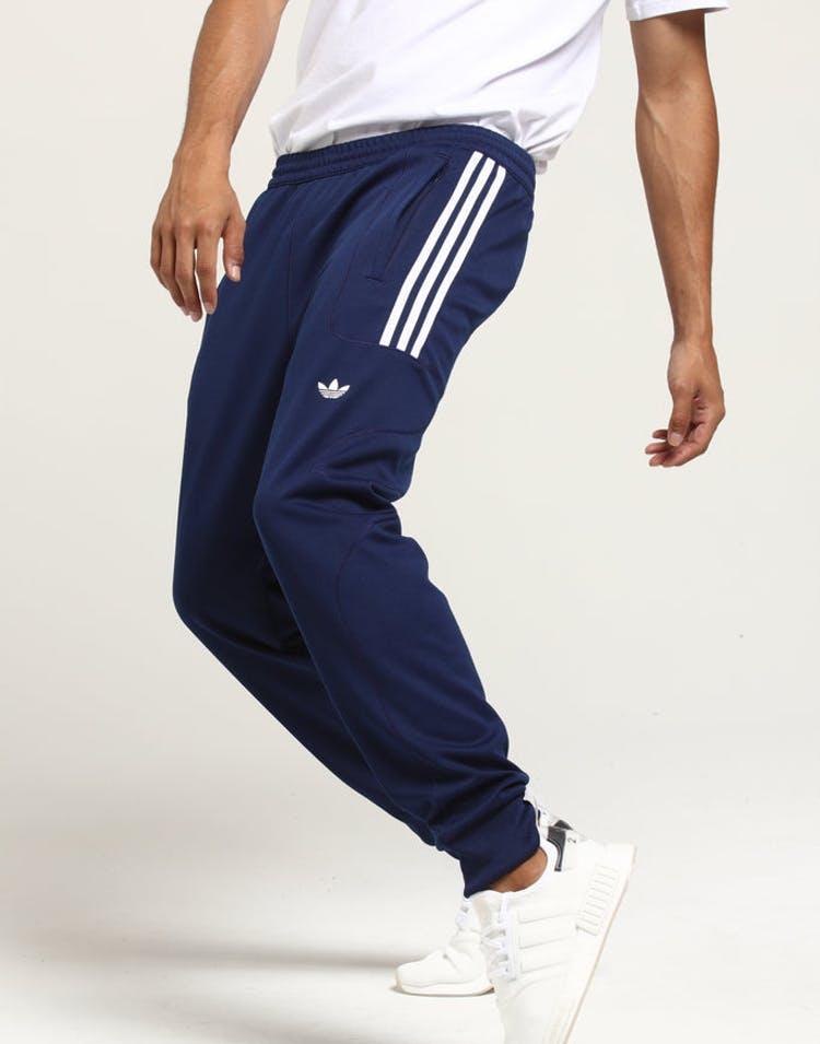 Cava recuperar Sofisticado  Adidas Flamestrk Track Pant Dark Blue – Culture Kings
