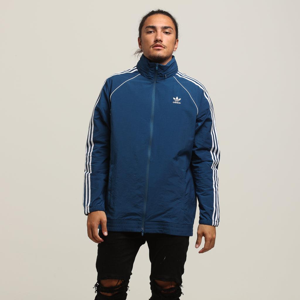 Adidas SST Windbreaker Dark Teal
