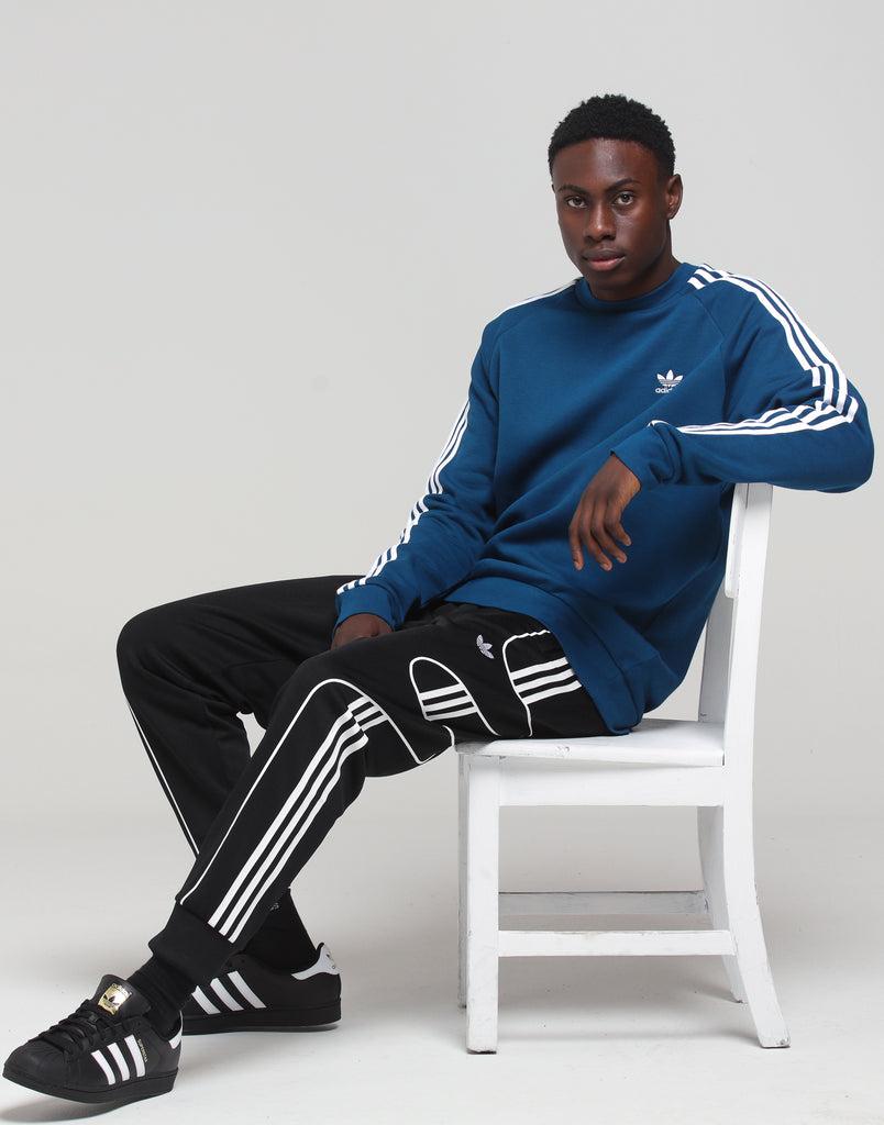 3 Adidas Blue Crew Dark Stripe xeWrodCB