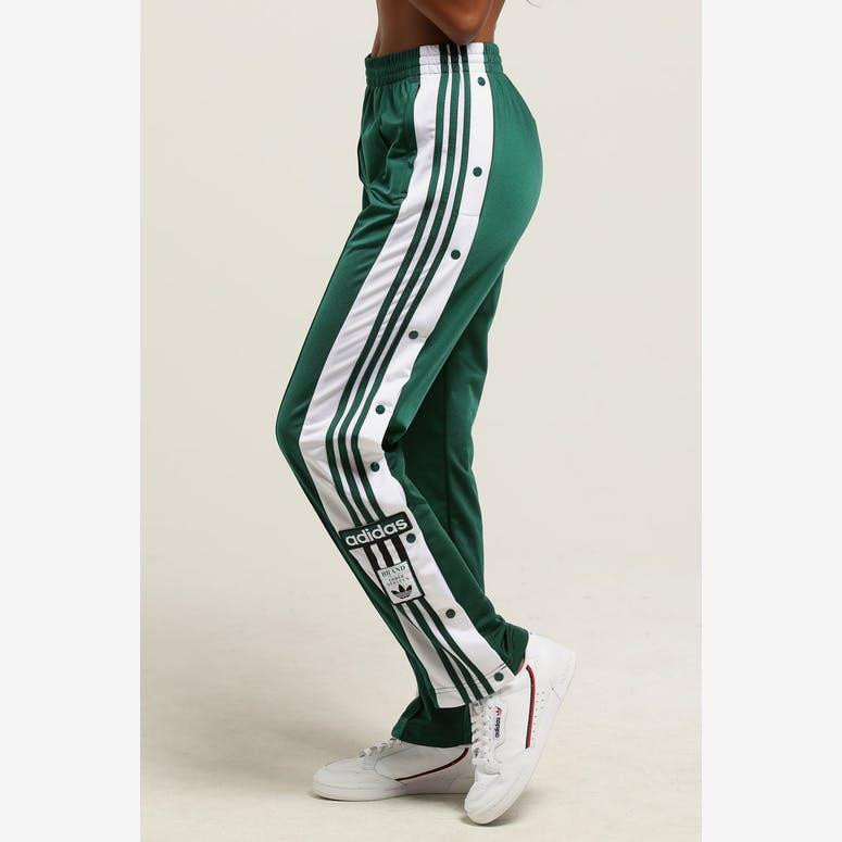 best service 5ffe4 3f722 Adidas Womens Adibreak Pant Dark Green – Culture Kings