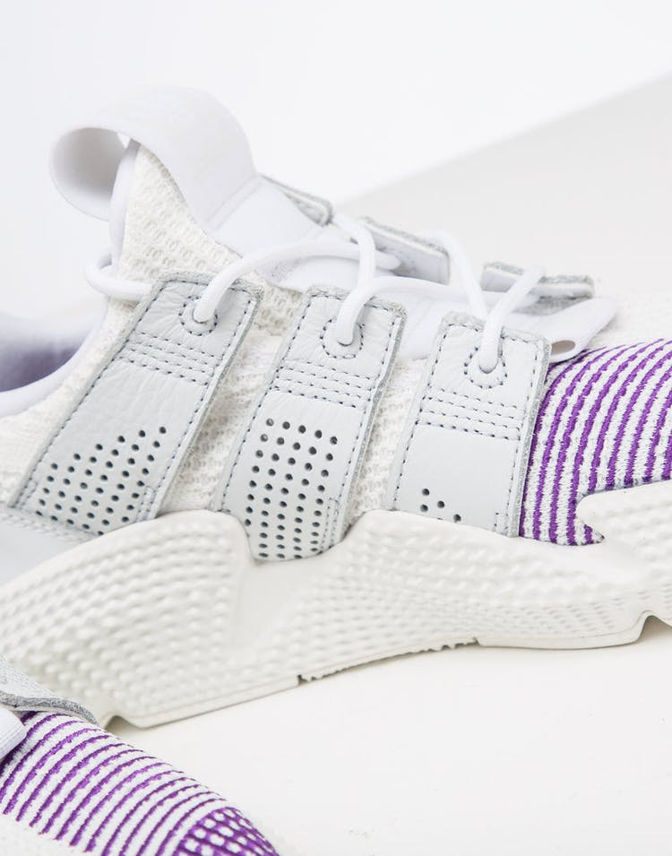 3c1caaa5fb Adidas Women's Prophere White/Purple