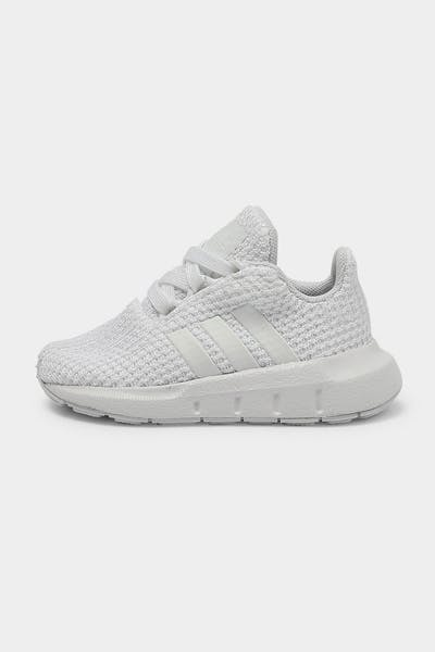 Adidas Kids Swift Run I White/White/White