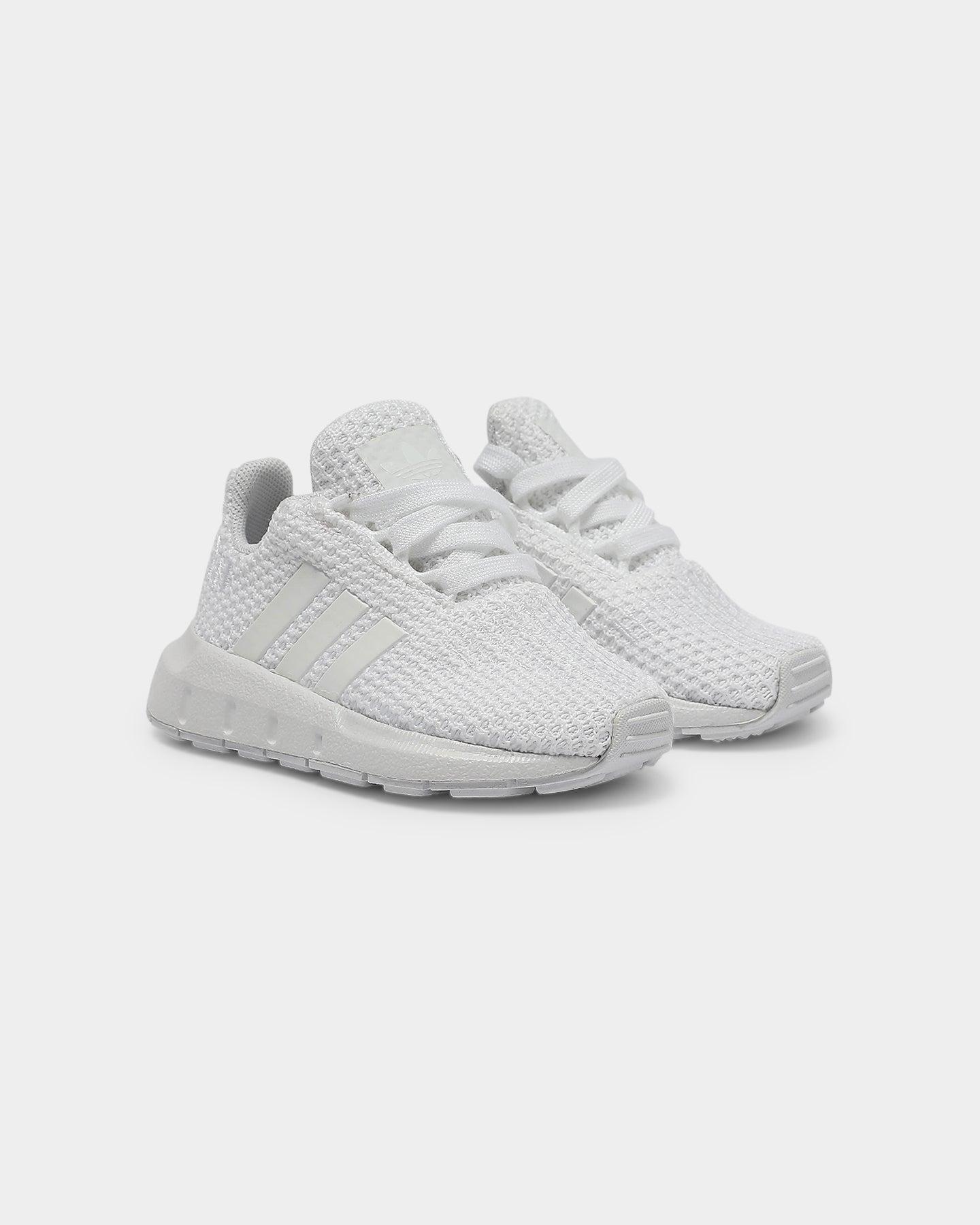 Adidas Kids Swift Run I WhiteWhiteWhite
