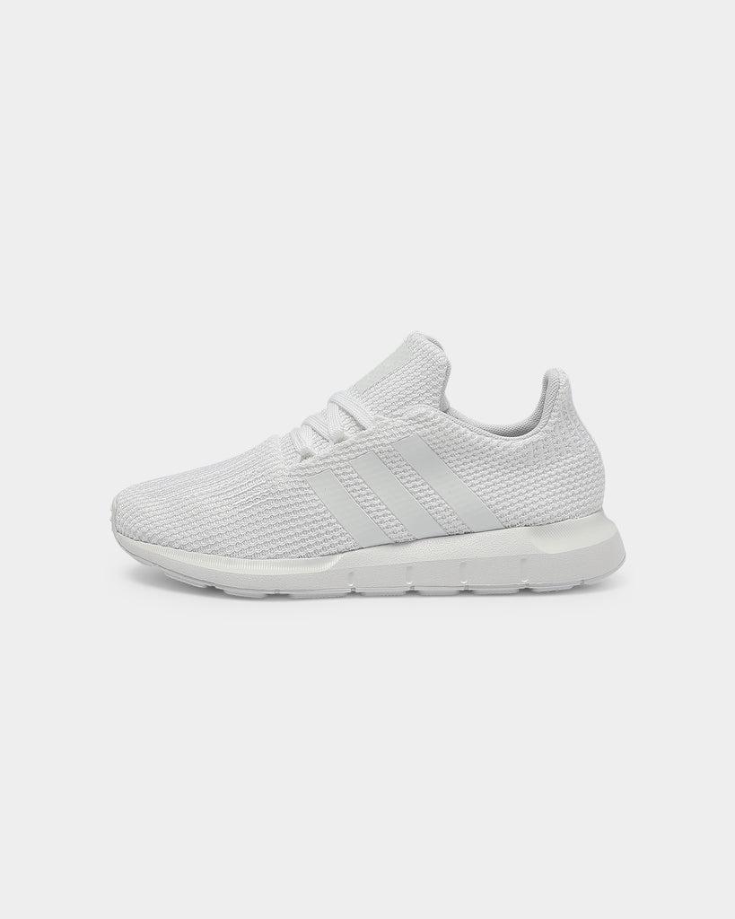 Adidas Kids Swift Run J White/White