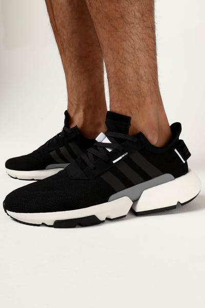 Adidas Pod-S3.1 Black Silver 356f06787be