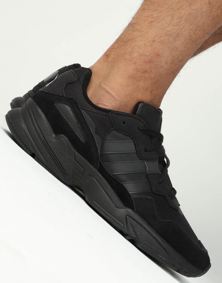 huge discount 2c9fb 27ae4 Adidas Yung 96 Black Black – Culture Kings