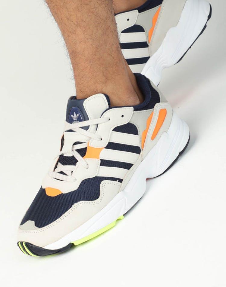 świetne oferty fantastyczne oszczędności szczegółowy wygląd Adidas Yung 96 Navy/White/Orange