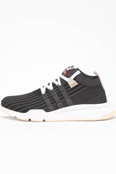 Adidas EQT Support Mid ADV Black/Carbon/Ecrtin