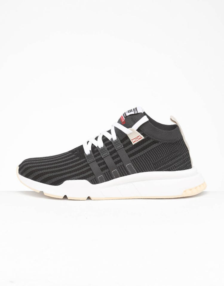 check out 7c3a6 6d850 Adidas EQT Support Mid ADV Black/Carbon/Ecrtin