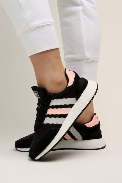 ebe06879a Adidas Women s I-5923 Black Orange White