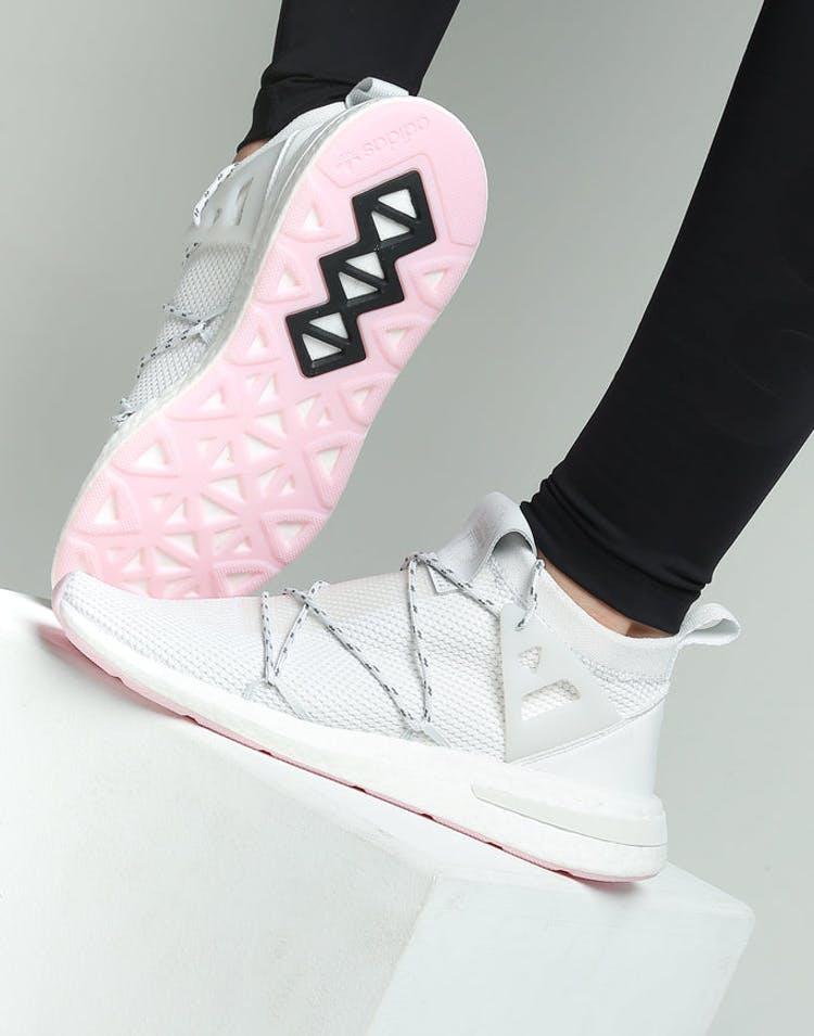 designer fashion 6eb08 4edcb Adidas Women s Arkyn Primeknit White White – Culture Kings