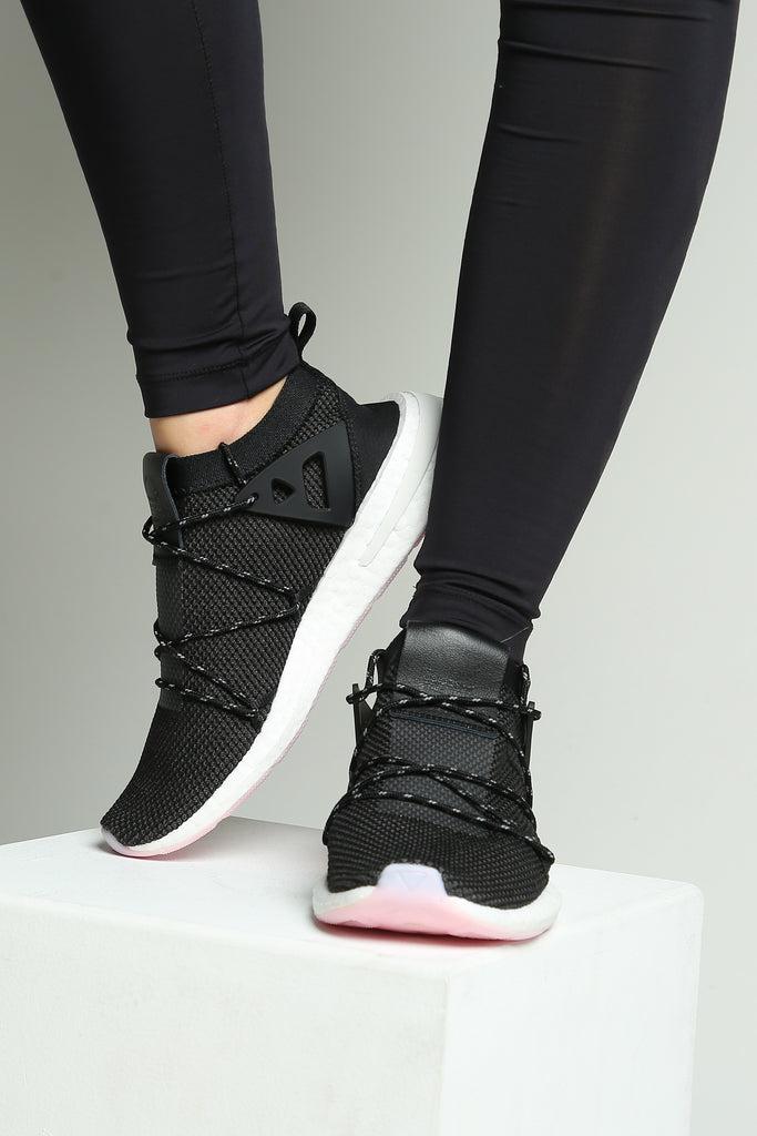 release date: 4b6ca 9fb2b jordan eclipse noir culture kings  adidas womens arkyn primeknit black