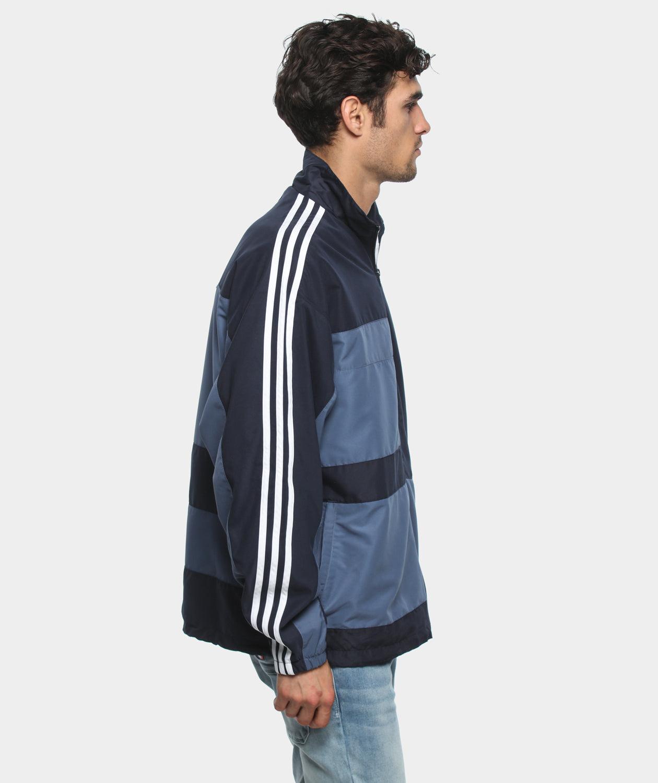 Adidas Detroit Pistons zip up track jacket (m)