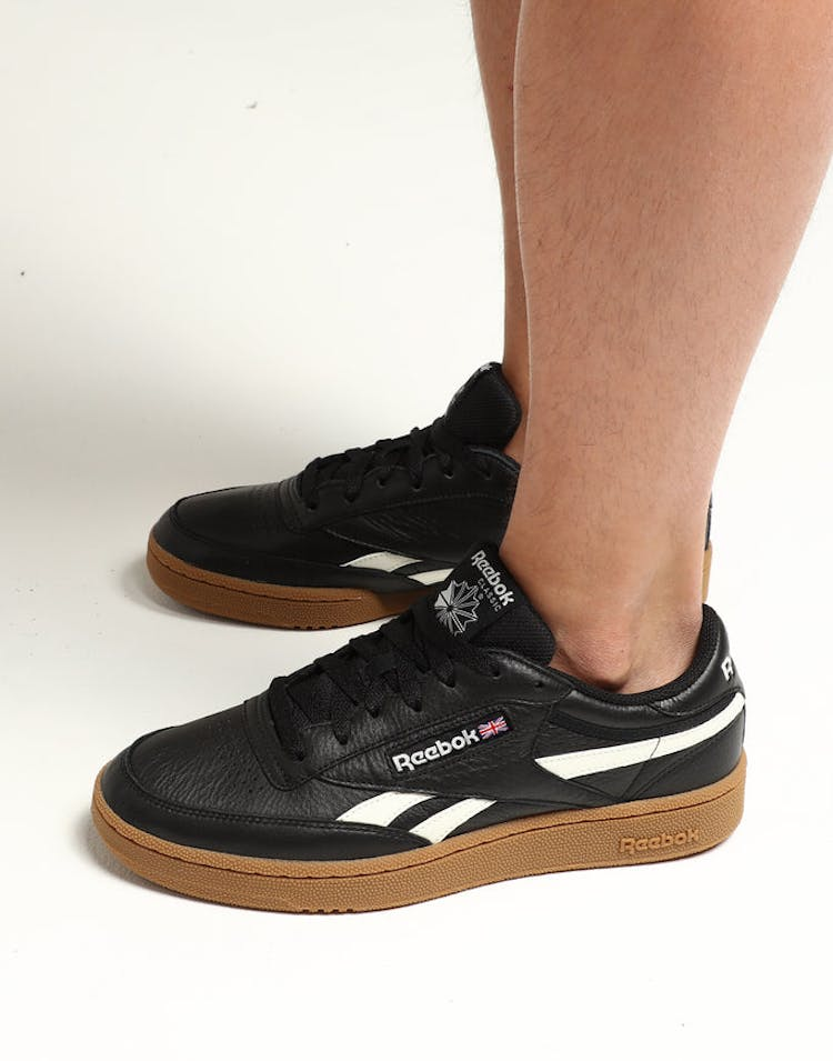 4f2a95798d7 Reebok Revenge Plus MU Black Gum – Culture Kings
