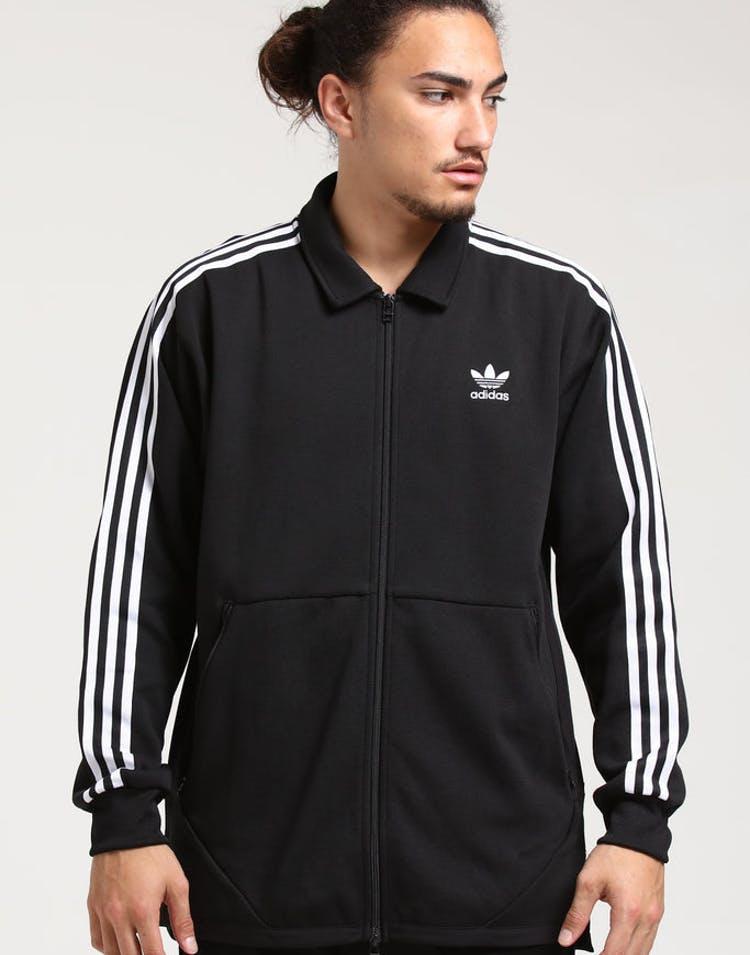 327959224e2d Adidas Windsor Track Top Black – Culture Kings