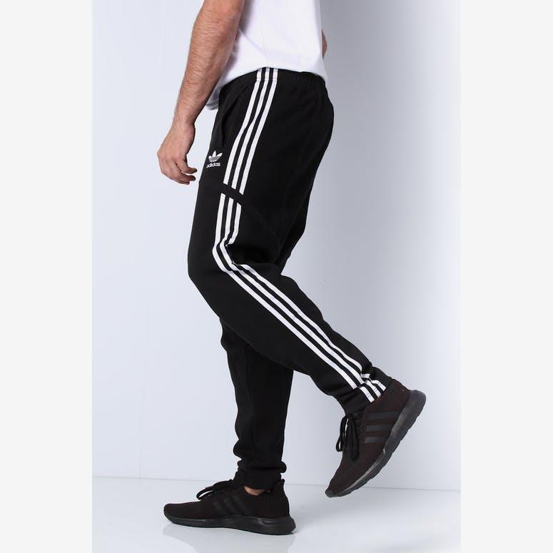 new product bcfbd 9cf30 Adidas Windsor Trackpant Black – Culture Kings