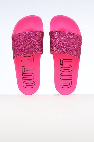 low priced 89a42 11f30 Adidas Women s Adilette Pink Pink