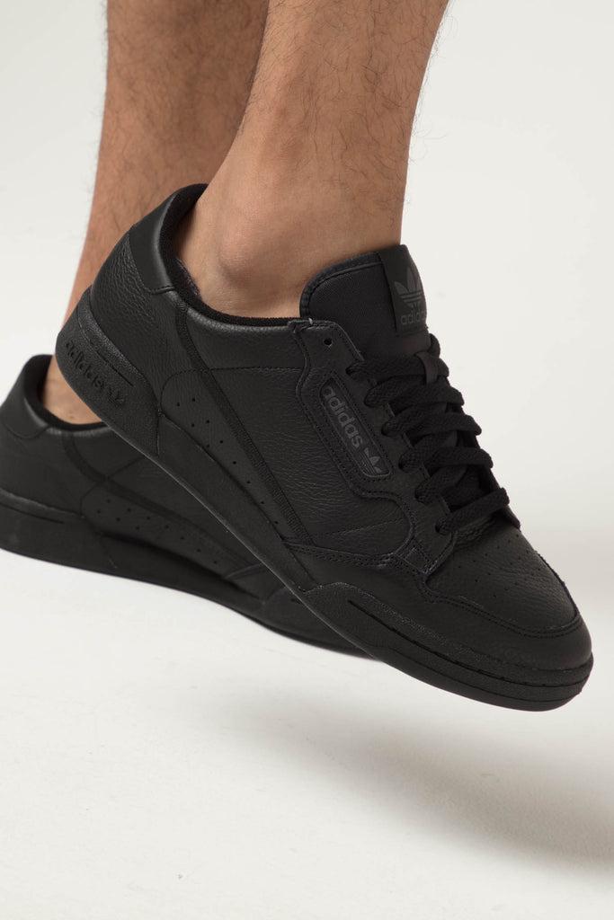 Blackblack Adidas Continental 80 80 Adidas Continental eBCxod