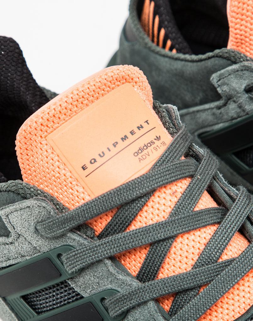 Adidas EQT Support EQT Support 9118 BlackOrange