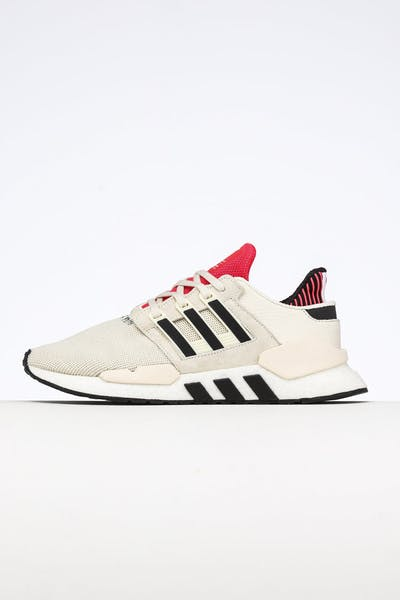 Adidas EQT Support EQT Support 91/18 White/Black/Red