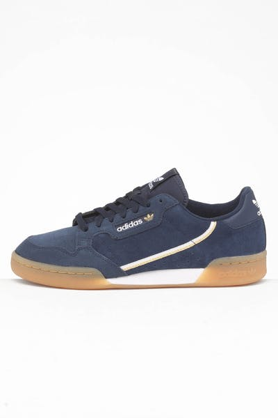 Adidas Continental 80 Navy/White
