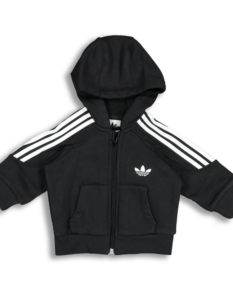 jordan prime flight tree nice | Adidas Kids Radkin Hoodie Set BlackWhite