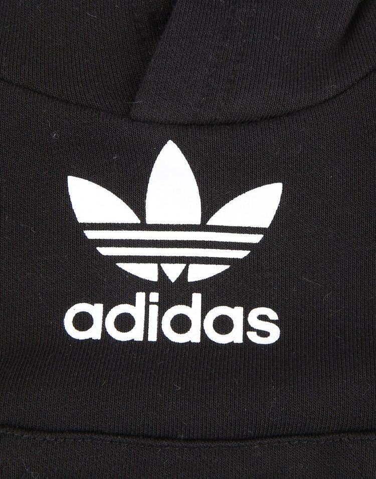 49d27854 Adidas Kids Trefoil Hoodie Set Black/White – Culture Kings