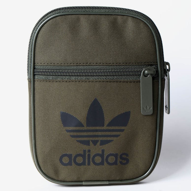 3fe94f9d2973 Adidas Trefoil Festival Bag Olive – Culture Kings