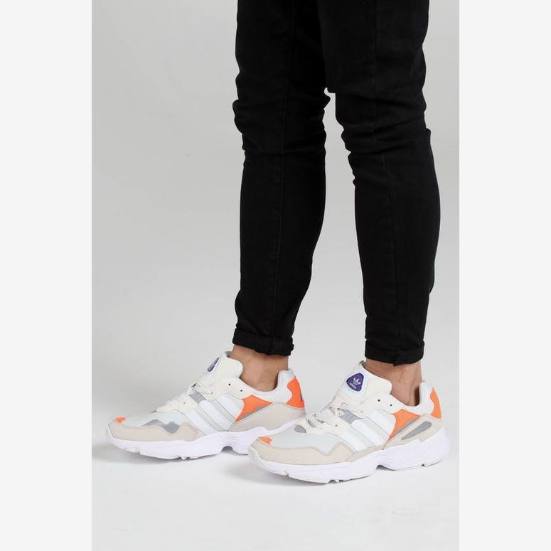 Adidas Yung 96 Beige White Orange 2df92ecf8